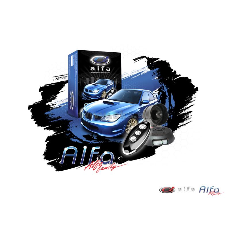 ALFA Alfa 3833