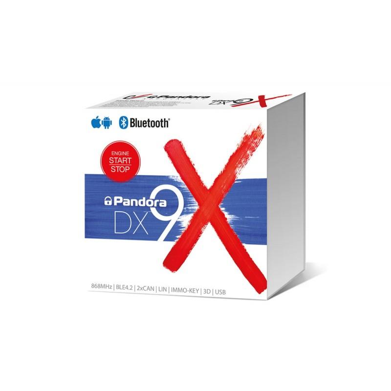 Pandora DX 9 X